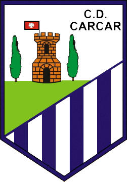Escudo de C.D. CÁRCAR (NAVARRA)