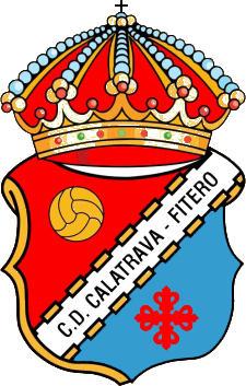 Escudo de C.D. CALATRAVA (NAVARRA)