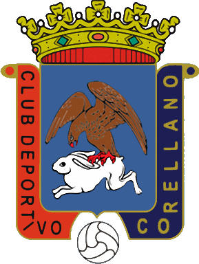 Escudo de C.D. CORRELLANO (NAVARRA)