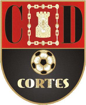 Escudo de C.D. CORTES (NAVARRA)