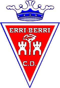 Escudo de C.D. ERRI-BERRI (NAVARRA)