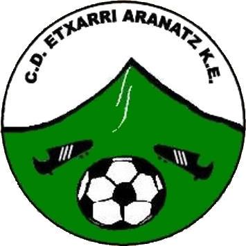 Escudo de C.D. ETXARRI ARANATZ K.E. (NAVARRA)
