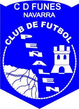 Escudo de C.D. FUNES (NAVARRA)