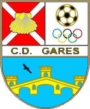 Escudo de C.D. GARES (NAVARRA)