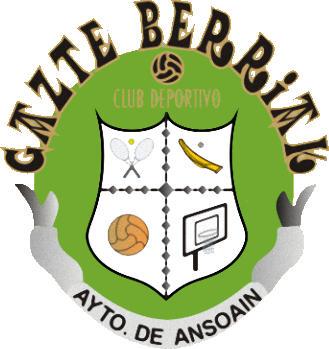 Escudo de C.D. GAZTE BERRIAK (NAVARRA)