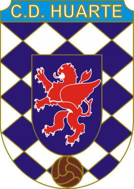 Escudo de C.D. HUARTE  (NAVARRA)