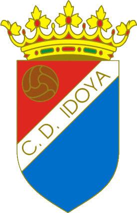 Escudo de C.D. IDOYA  (NAVARRA)