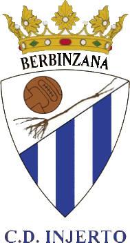 Escudo de C.D. INJERTO (NAVARRA)