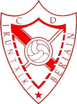 Escudo de C.D. IRUNTXIKI (NAVARRA)