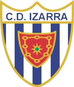 Escudo de C.D. IZARRA (NAVARRA)