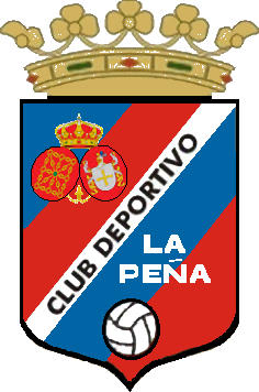 Escudo de C.D. LA PEÑA (NAVARRA)