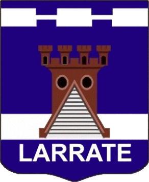 Escudo de C.D. LARRATE (NAVARRA)