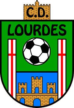Escudo de C.D. LOURDES (NAVARRA)