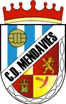 Escudo de C.D. MENDAVIÉS (NAVARRA)