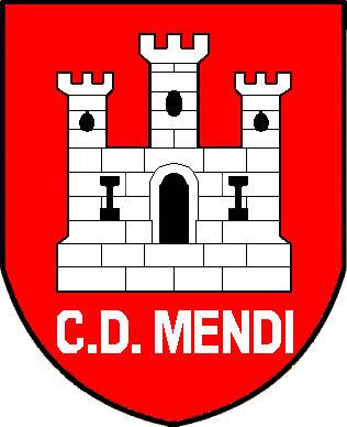 Escudo de C.D. MENDI  (NAVARRA)