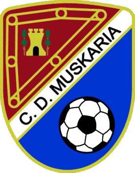 Escudo de C.D. MUSKARIA (NAVARRA)