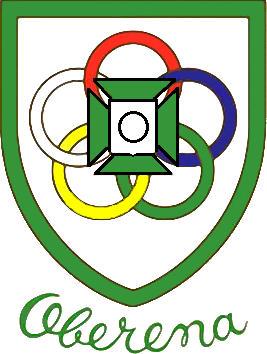 Escudo de C.D. OBERENA (NAVARRA)