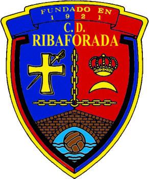 Escudo de C.D. RIBAFORADA (NAVARRA)