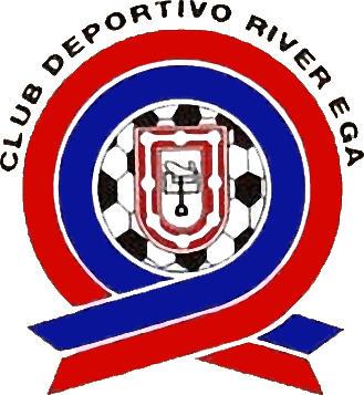 Escudo de C.D. RIVER EGA  (NAVARRA)