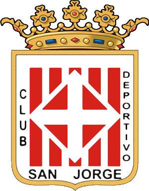 Escudo de C.D. SAN JORGE (NAVARRA)