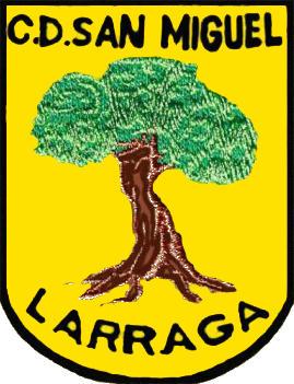 Escudo de C.D. SAN MIGUEL (NAV) (NAVARRA)
