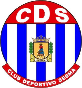 Escudo de C.D. SESMA (NAVARRA)