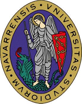 Escudo de C.D. UNIVERSIDAD DE NAVARRA (NAVARRA)