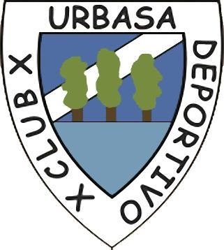 Escudo de C.D. URBASA (NAVARRA)