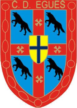Escudo de C.D. VALLE DE EGUES  (NAVARRA)