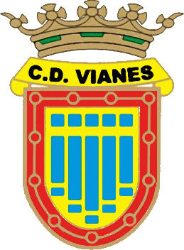 Escudo de C.D. VIANES (NAVARRA)