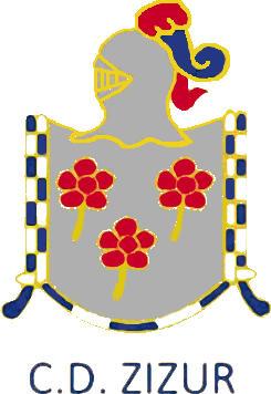 Escudo de C.D. ZIZUR (NAVARRA)