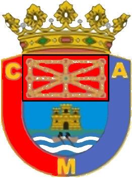 Escudo de C.D.F. MILAGRÉS (NAVARRA)