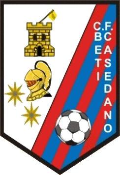 Escudo de C.F. BETI CASEDANO (NAVARRA)