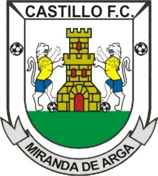 Escudo de CASTILLO F.C. (NAVARRA)