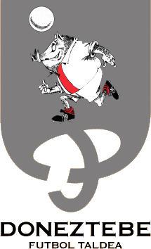 Escudo de DONEZTEBE F.T. (NAVARRA)