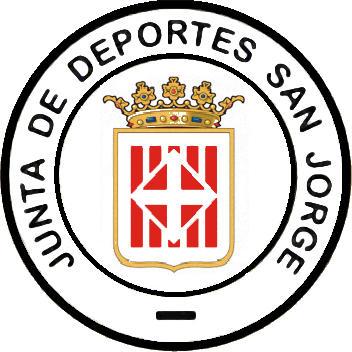 Escudo de J.D. SAN JORGE (NAVARRA)