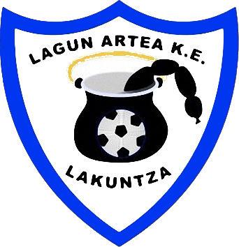 Escudo de LAGUN ARTEA K..E (NAVARRA)