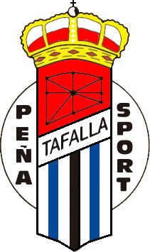 Escudo de PEÑA SPORT F.C. (NAVARRA)