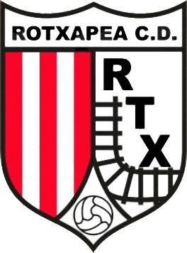 Escudo de ROTXAPEA C.D. (NAVARRA)