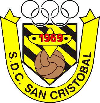 Escudo de S.D.C. SAN CRISTOBAL (NAVARRA)