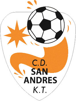 Escudo de SAN ANDRES K.T. (NAVARRA)