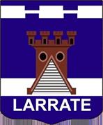 Escudo de C.D. LARRATE