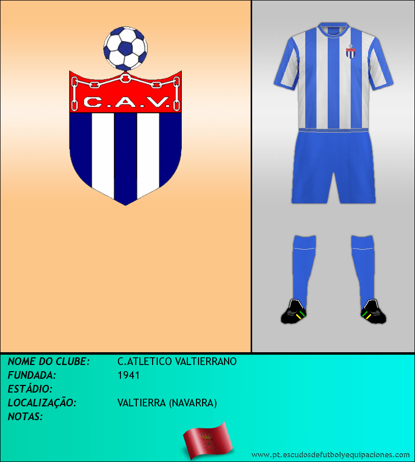 Escudo de C.ATLETICO VALTIERRANO