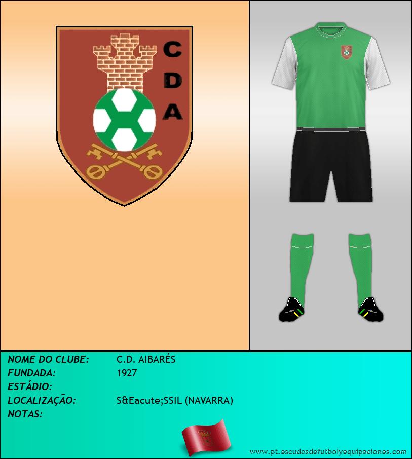 Escudo de C.D. AIBARÉS