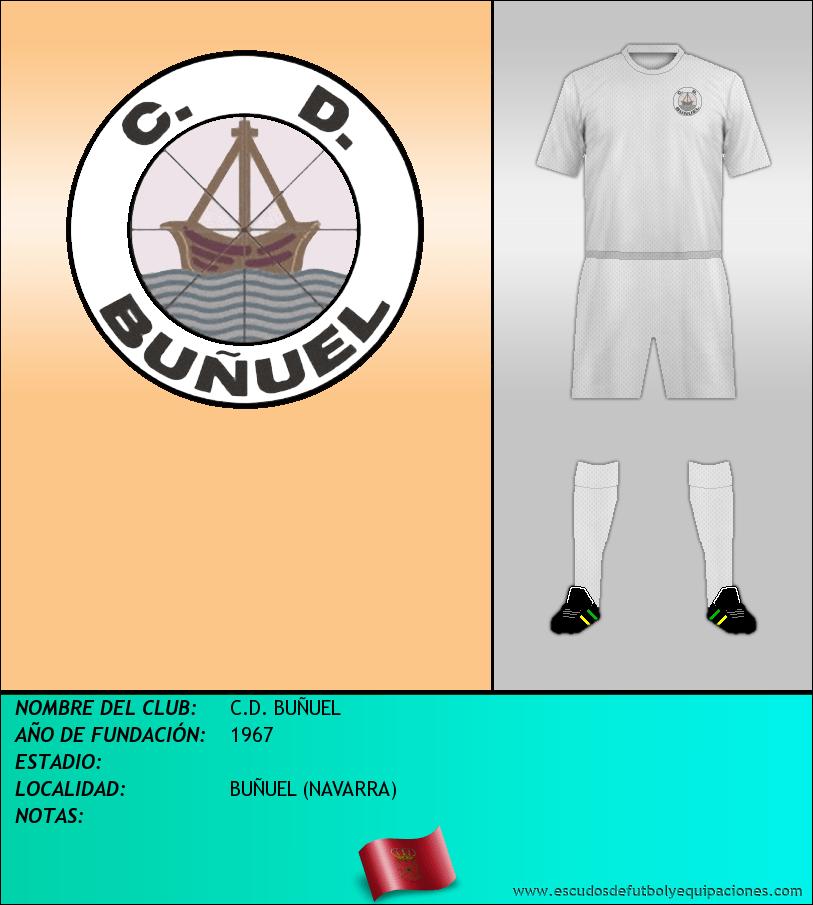 Escudo de C.D. BUÑUEL