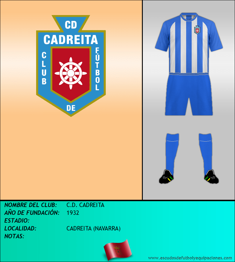 Escudo de C.D. CADREITA