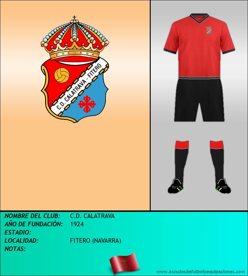 Escudo de C.D. CALATRAVA