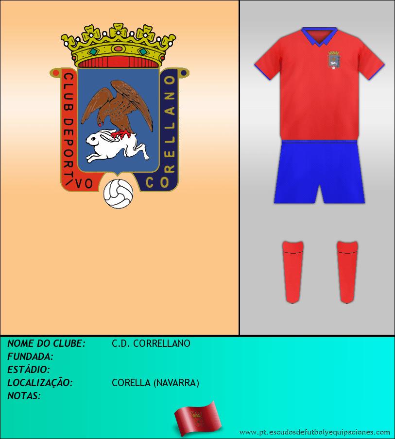 Escudo de C.D. CORRELLANO