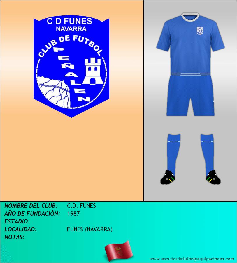 Escudo de C.D. FUNES