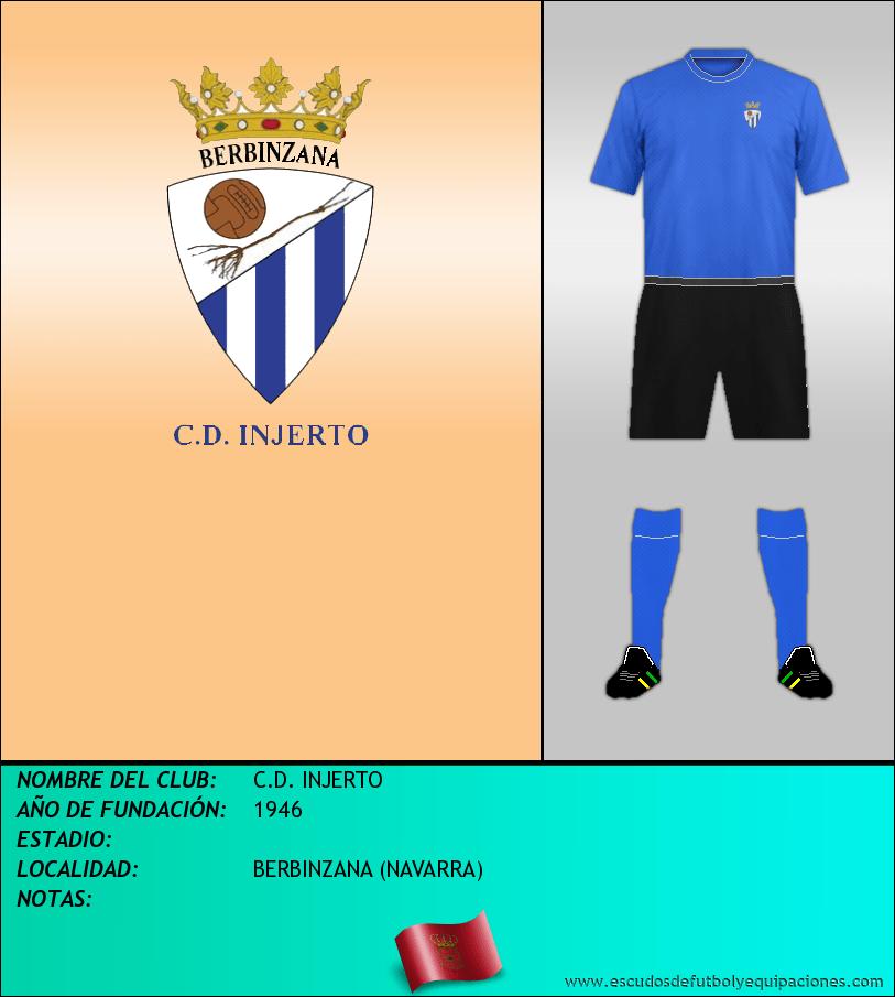 Escudo de C.D. INJERTO